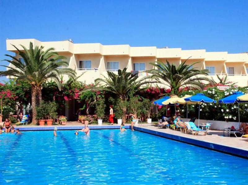 Hotel Relax - Kolymbia - Rhodos
